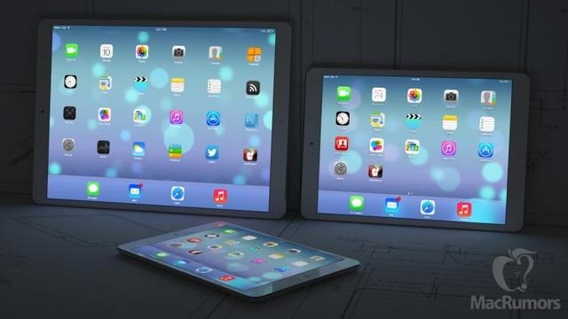 Apple выпустит iPad 6 с рекордным разрешением экрана