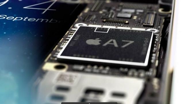 Процессор A7 — простой маркетинговый трюк