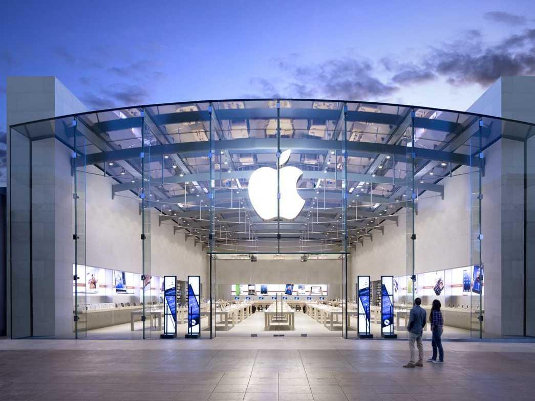 Возможные продажи Apple за четвертый квартал