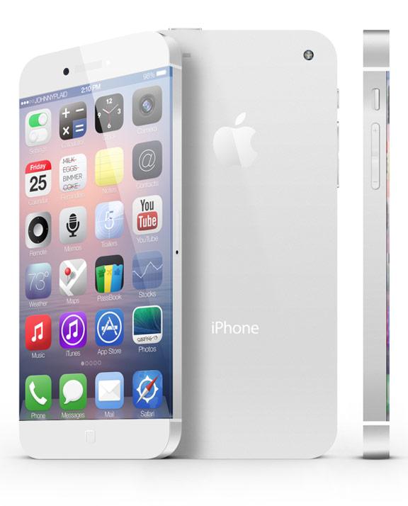 Apple может оснастить iPhone 6 матрицами Sharp