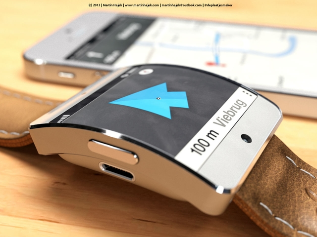 LG займется производством дисплеев для iWatch