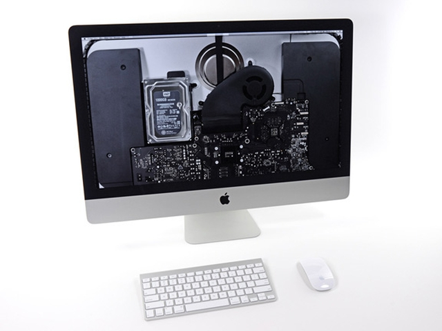iFixit представили оригинальные обои для iPhone и iMac