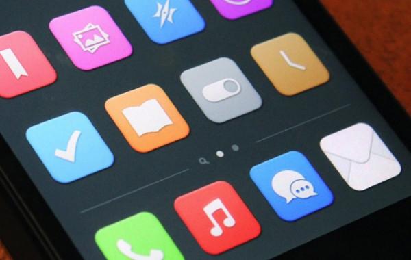 iOS «теряет» ярлыки