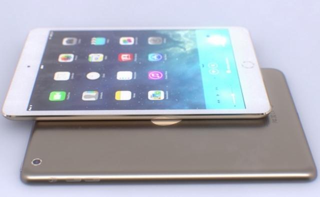 Почему Apple не выпустила золотой iPad и iPad mini