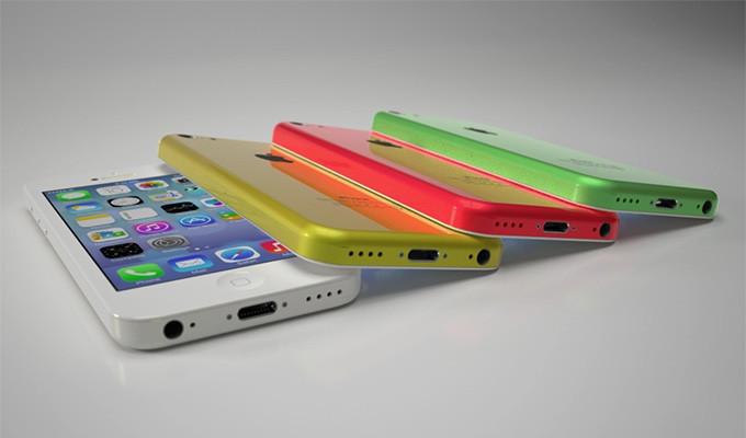 Apple: затея с бюджетным iPhone 5c не удалась