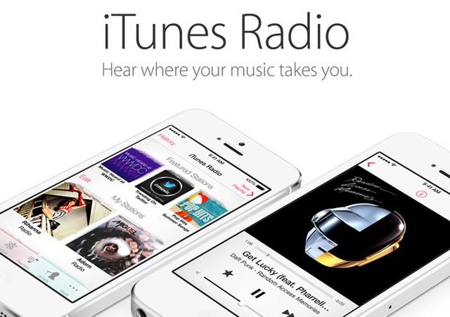 iTunes Radio будет запущено еще в 100 странах мира