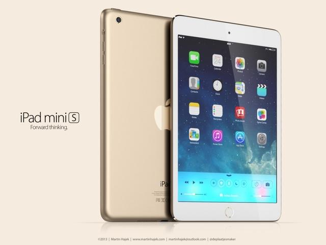 iPad mini получит Retina-дисплей