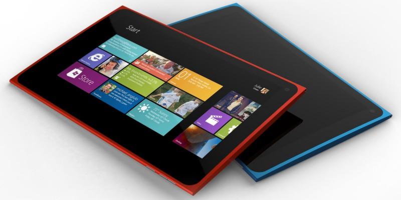 Опубликовано пресс-фото первого планшета Nokia