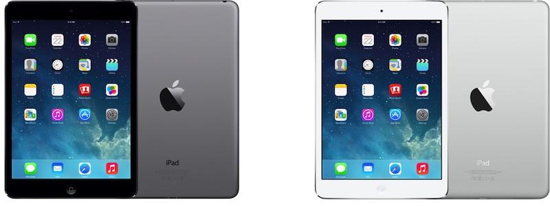 Дебют Retina iPad mini может произойти 21 ноября