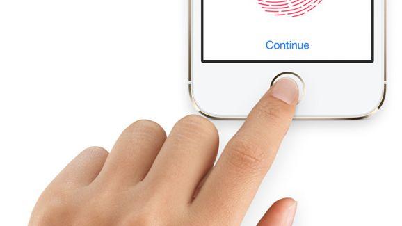 «Ваш палец – это пароль»