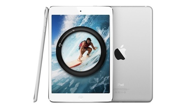 Выход iPad mini 2 отложен из-за дефицита Retina-дисплеев
