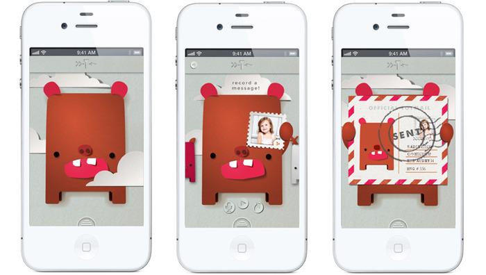 Необычные сообщения от Toymail для ваших детей напрямую с вашего iPhone