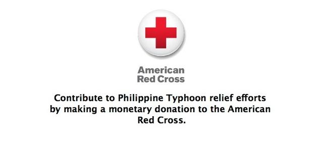 Apple организовала сбор пожертвований пострадавшим от тайфуна на Филиппинах