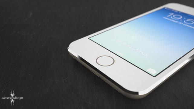 Концепт iPhone Air от итальянского дизайнера