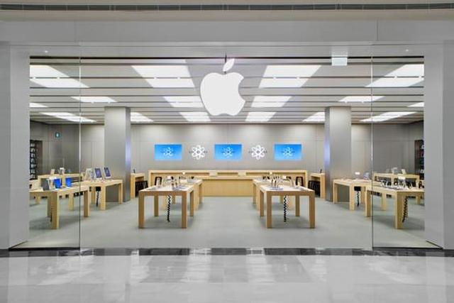 Apple готовит к открытию Apple Store в России