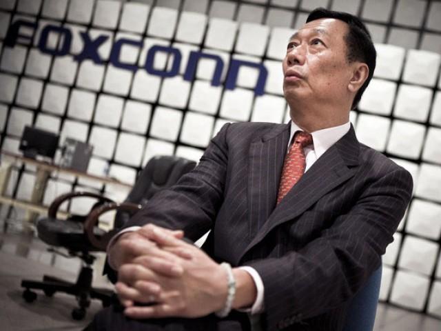 Foxconn откроет новый завод в США