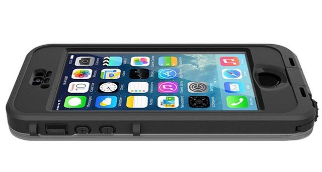 Еще один водонепроницаемый кейс для iPhone 5s