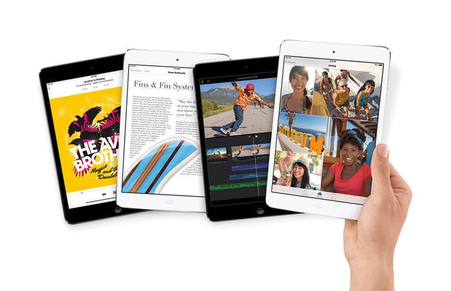 Самым популярным iPad mini с Retina является модель на 32 Гб Only Wi-Fi