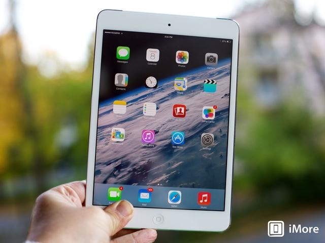 Сегодня стартовали продажи iPad mini с Retina-дисплеем
