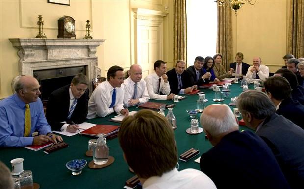 iPad запрещены на закрытых заседаниях членов правительства Британии