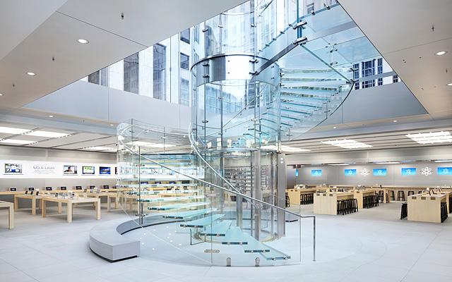 Отключение онлайн-магазинов Apple в Канаде, США и Европе перед выходом iPad Air