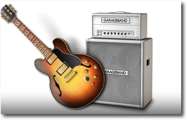 Обновление GarageBand 10.0.01 — берите пока горячее!