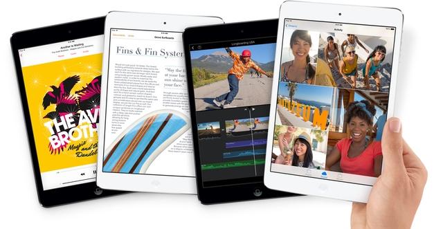 Обзор iPad mini с Retina-дисплеем