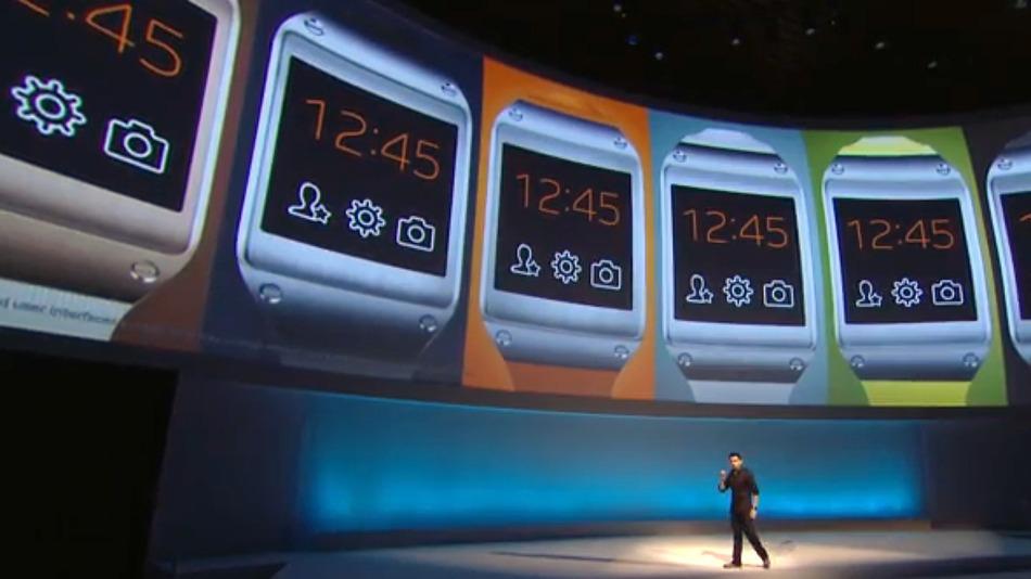 Samsung продала 800.000 своих первых «умных» часов