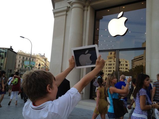 Apple предлагает европейским пользователям товар в рассрочку