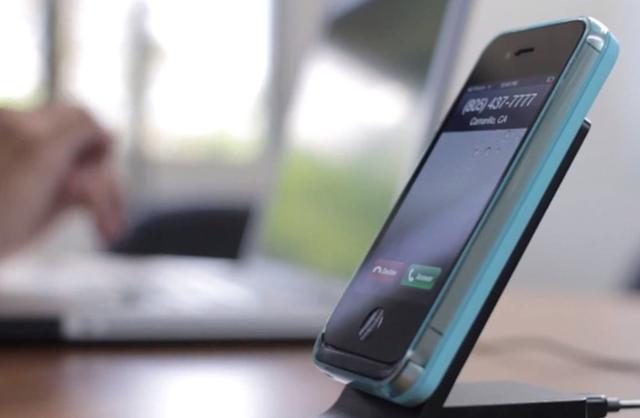 Apple патентует беспроводную зарядку