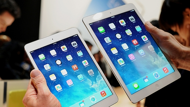 iPad Air - самый популярный гаджет в черную пятицу