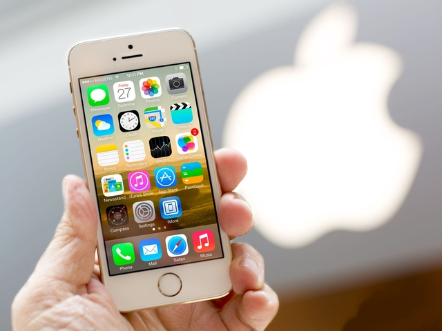 Apple продала рекордное количество iPhone