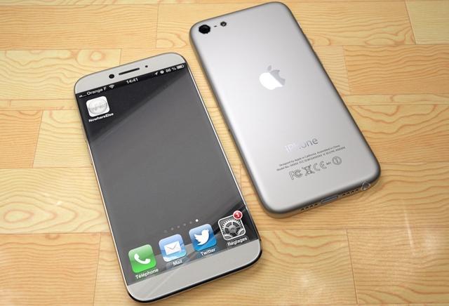 Apple готовит два больших iPhone