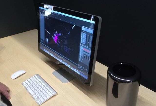 Mac Pro появится в рознице весной