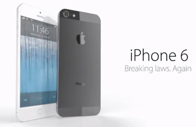iPhone 6 получит 8-мегапиксельную камеру