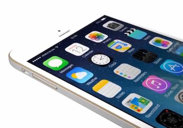 Еще один концепт 4,8-дюймового iPhone 6