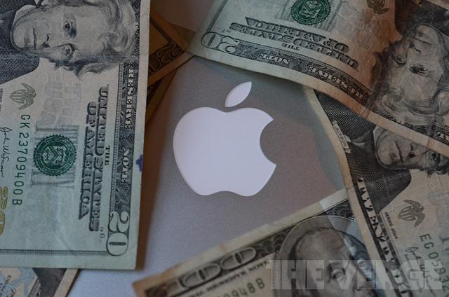 Впервые с 2003 года финансовые результаты Apple поползли вниз