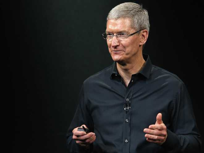 Финансовые результаты Apple за первый квартал 2014 года