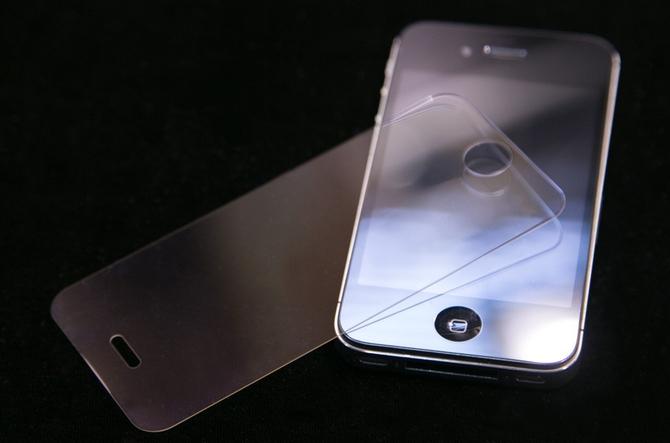 Apple запатентовала сапфировое стекло для защиты экрана iPhone