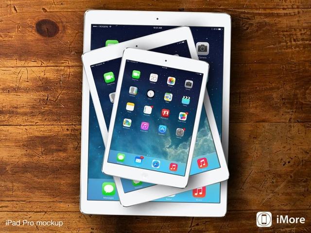 Apple выпустит 12,9-дюймовый iPad с тонкой LED-подсветкой