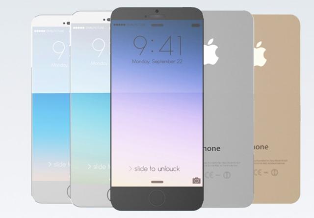 Реалистичный концепт ультратонкого iPhone 6