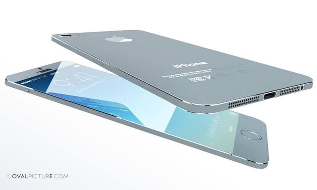 концепт ультратонкого iPhone 6