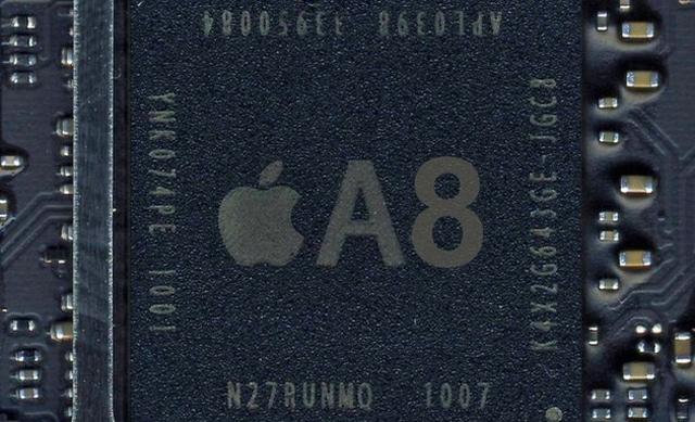 Samsung отказалась от заказа на производство чипов A8
