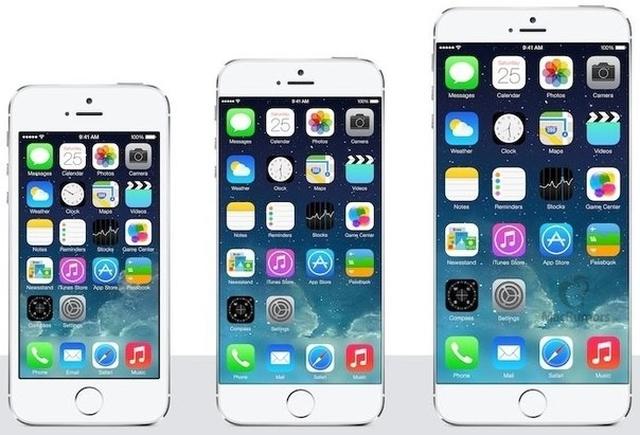 Apple выпустит 4,7-дюймовый iPhone 6 и 5,6-дюймовый фаблет