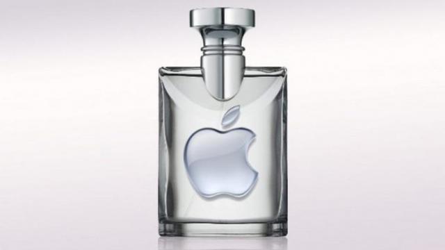 В России патентуют бренд iPhone Parfume