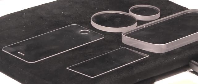 Apple скупила крупную партию 4,5-дюймовых сапфировых экранов
