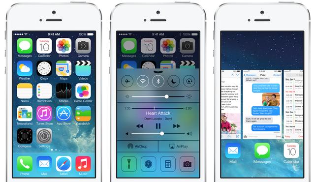Финал iOS 7.1 намечен на 15 марта