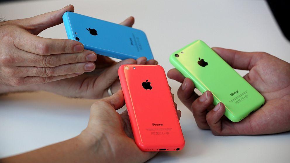 iPhone 5s популярнее, чем iPhone 5c