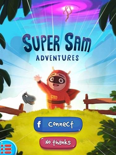 Обзор Super Sam. Спасем мир и барашку