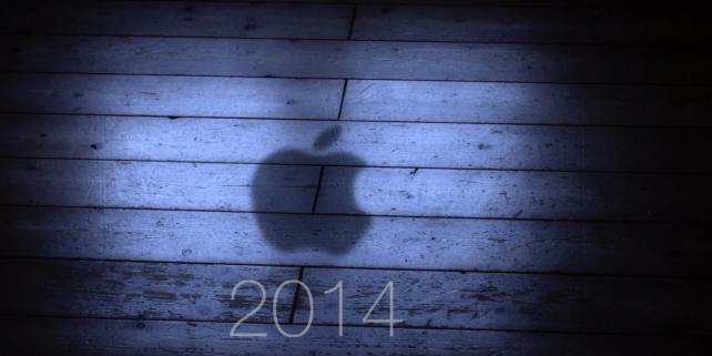 Чего ждут от Apple в 2014